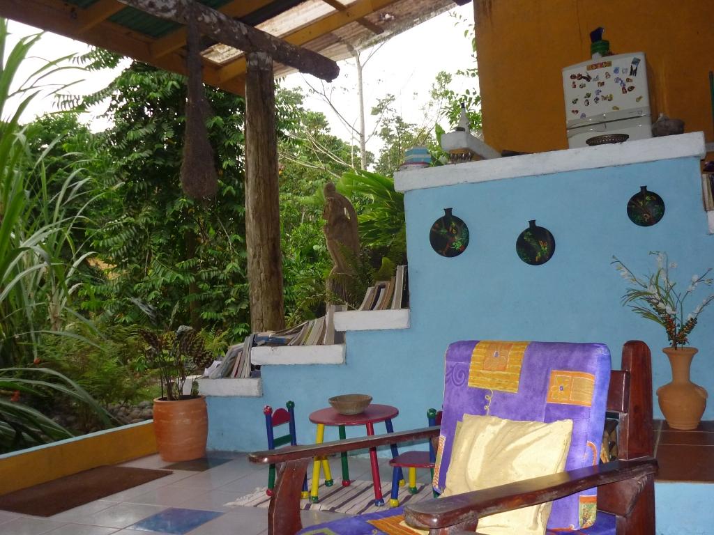Haus mit Regenwald in Costa Rica kaufen